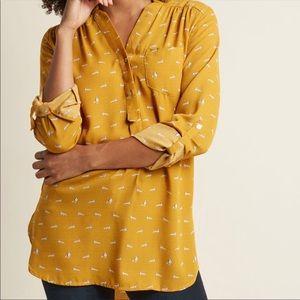 Fun 2 Fun Mustard Raccoon Shirt (T239)